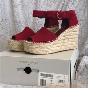 NIB Marv Fisher Mlalida wedges